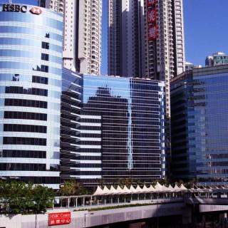 香港上海匯豐銀行分行